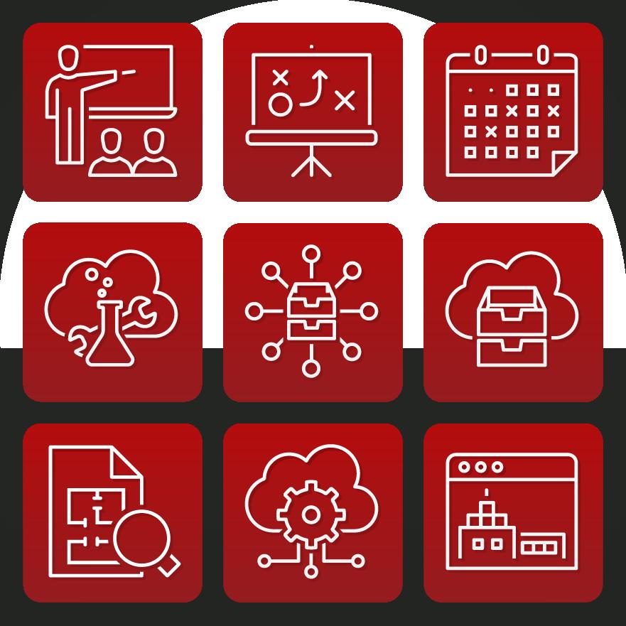 Prozess-Symbole